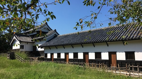Ruins of the Fukuoka Castle